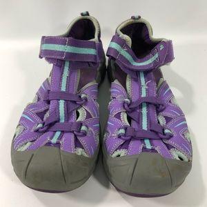 Girl's Merrell Hydro Waterproof Hiking Sandals 4M